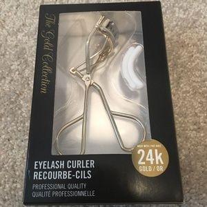 Danielle Creations 24K Gold-Plated Eyelash Curler